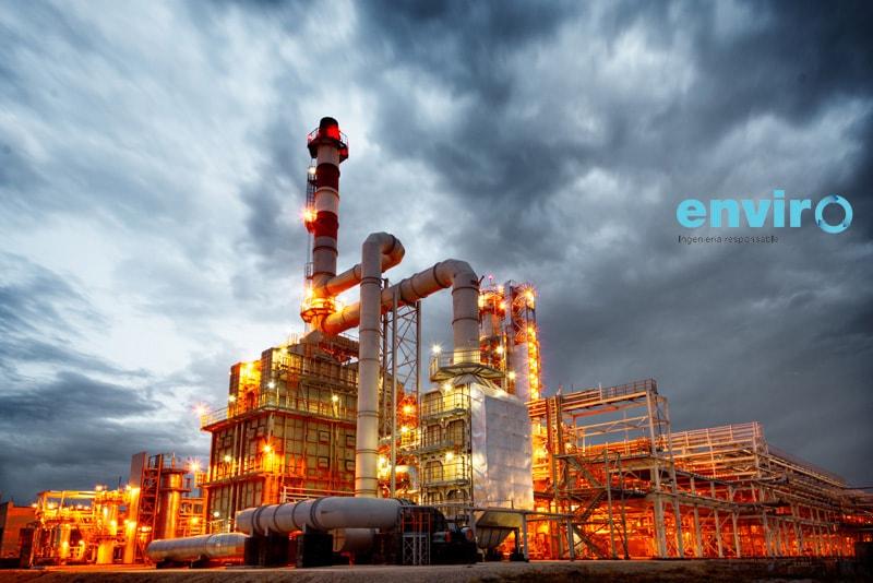 Analitica de gases, ingenieria y mantenimiento.Enviro Ingenieria